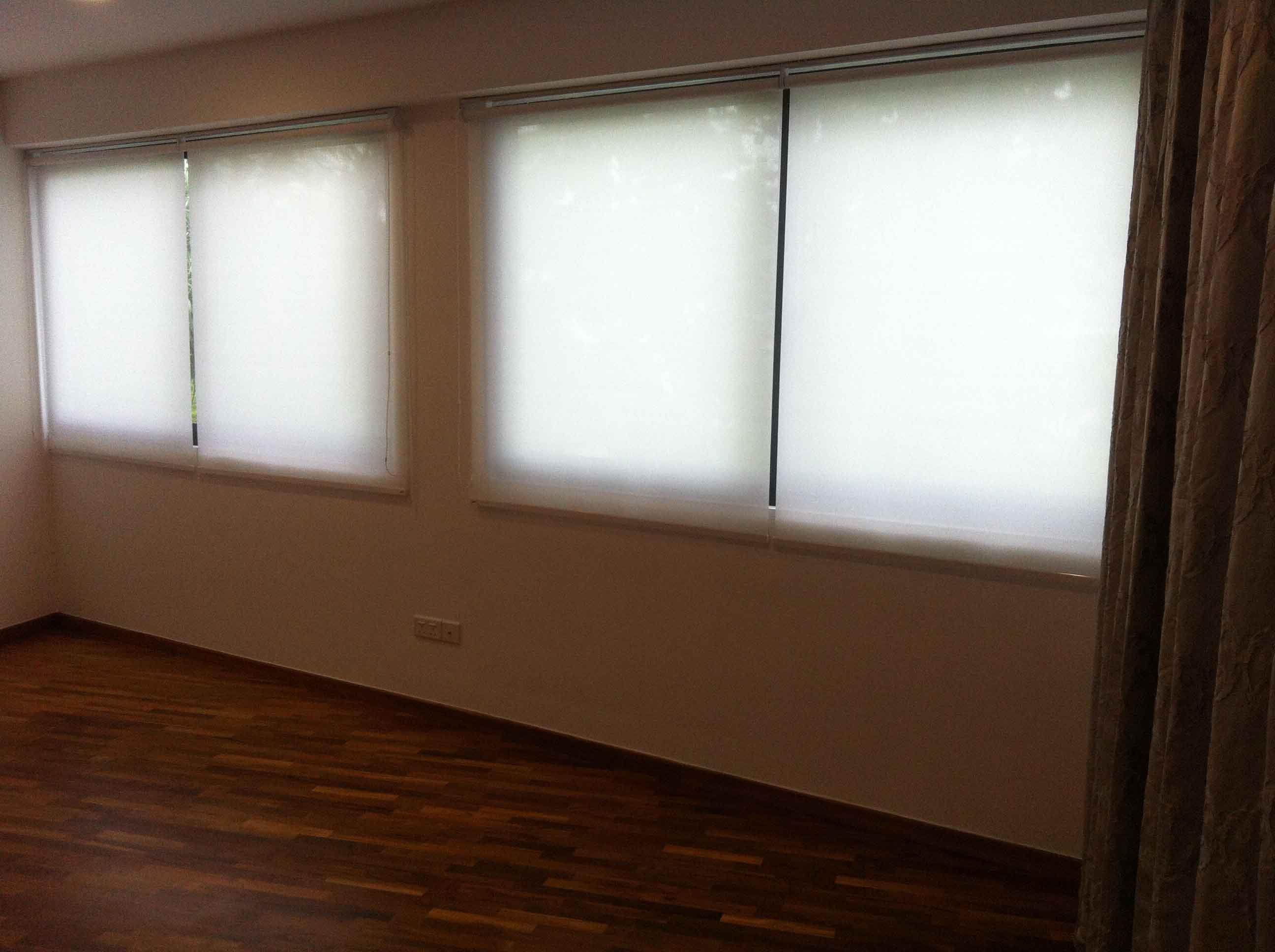 Roller Blinds Installation Service : Roller blinds curtainstory